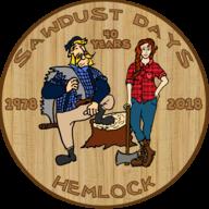 Hemlock Sawdust Days